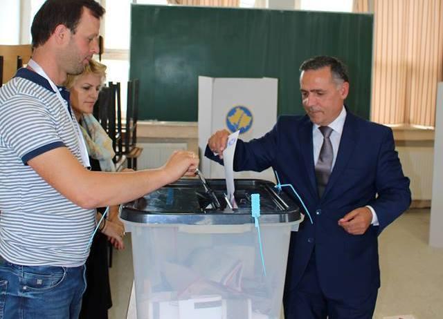 Voton Ahmet Isufi, kandidat për deputet