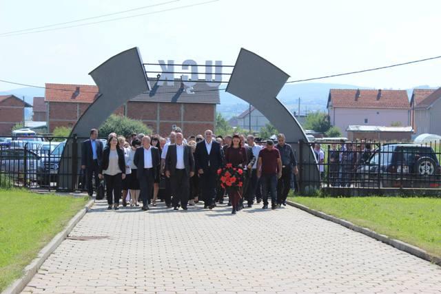 Fillojnë aktivitetet për nder të 14 Qershorit-Ditës së Çlirimit të Komunës së Vitisë