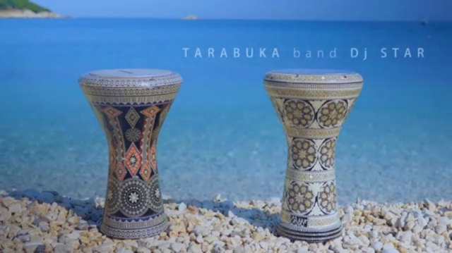 Tarabuka Band & Dj Star sjellin Harem-in