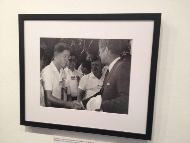 Në Viti u hap ekspozita me fotografi kushtuar ish presidentit amerikan John Kenedit