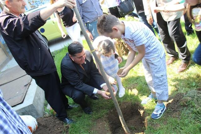 """Gjilani mbjell """"Pemën e Shpresës"""" në Ditën Ndërkombëtare të Fëmijëve"""