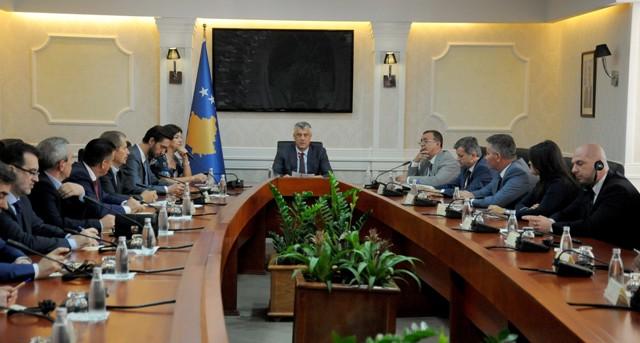 Presidenti konsultohet me përfaqësuesit e subjekteve politike për datën e zgjedhjeve lokale