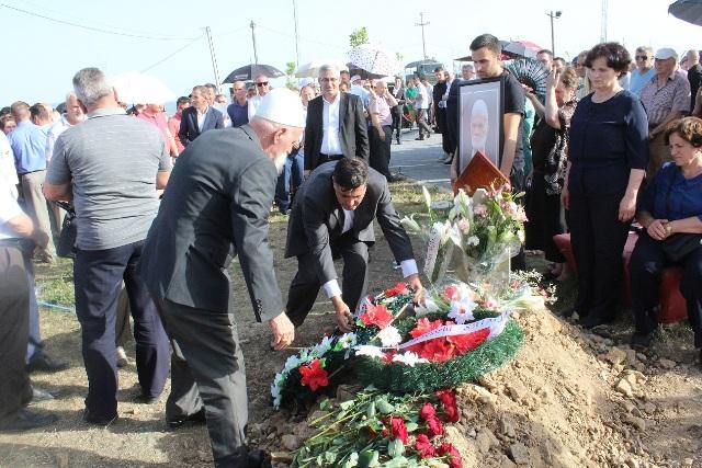 Haziri: Rexhep Berisha ishte shembull i qëndresës, ai do të mbetet simboli ynë