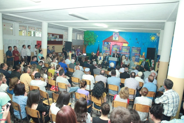LDK: Bresalci, Poneshi dhe Malësia e Zhegocit e vulosi fitoren e madhe të LDK në Gjilan