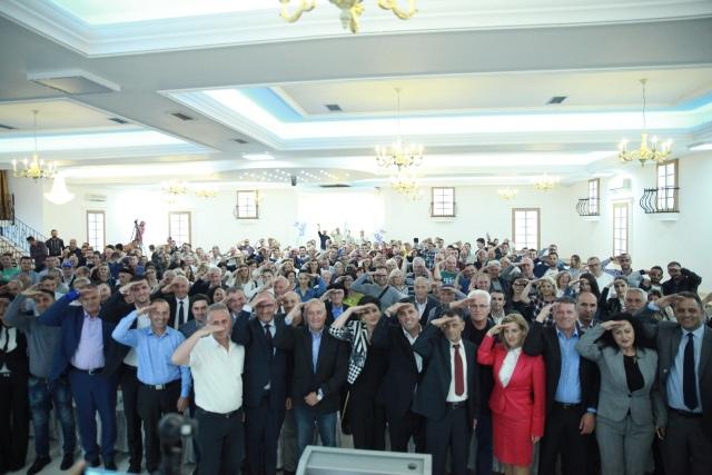"""Luta: Më shumë përkrahës ka LDK në """"Dardani"""" se Lëvizja e Kuqe në krejt Gjilanin!"""