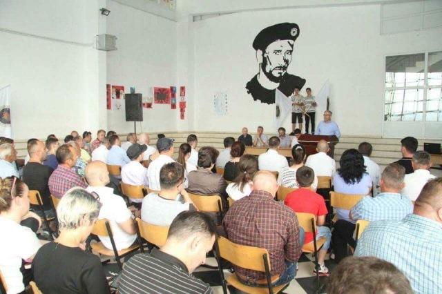 Rexhep Kadriu: Gatishmëria juaj paralajmëron se fitorja do të jetë bindëse