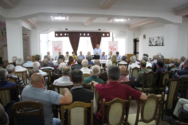 """LVV: Vetëvendosje në Gjilan po merr përkrahjen e fuqishme të """"shehërilive"""""""
