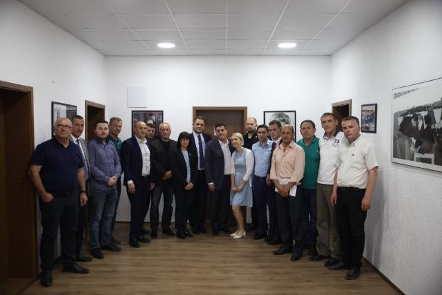 Shtabi i koalicionit të LDK'së në Anamoravë e vlerëson lartë përkrahjen e qytetarëve