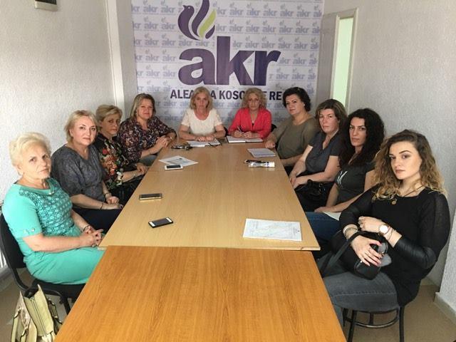 AKR-ja në Gjilan me Forumin Rinor dhe të Gruas gati për fitore