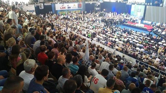 Luta: Gjilanasit sot u kryengritën