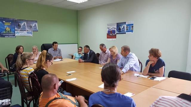 LVV: Përkujdesje më instituticionale ndaj Shoqatave Hendikos, të verbërve dhe shurdhë-memecëve