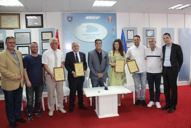 Me mirënjohjet për bashkë investitorët, Gjilani përfundon shënimim e Ditëve të Bardha