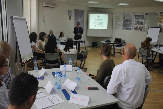"""MSh dhe """"Colombo Plan – Drug Advisory Program"""" organizojnë trajnim për parandalimin e përdorimit të drogave"""