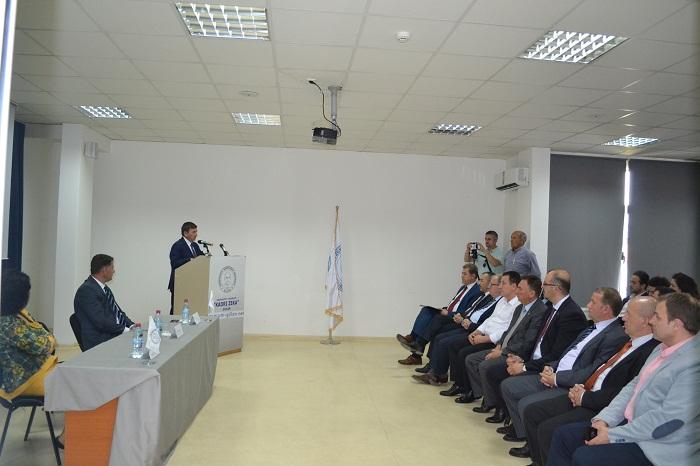 Ministri i MASHT-it qëndroi në UKZ