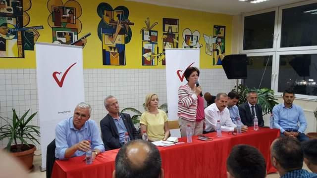 LVV: Përkrahja madhe e qytetarëve po e vulos fitoren e Vetëvendosjes