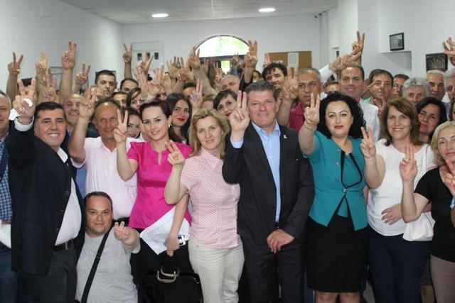 LDK e Gjilanit: Jemi të gatshëm për fitoren e madhe të 22 tetorit