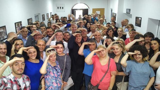 Lutfi Haziri falënderon strukturat e LDK'së dhe qytetarët për punën dhe angazhimin e madh