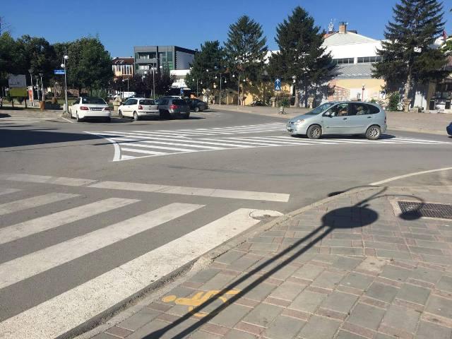 Shenjëzimin vertikal dhe horizontal i rrugëve edhe në Pozheran