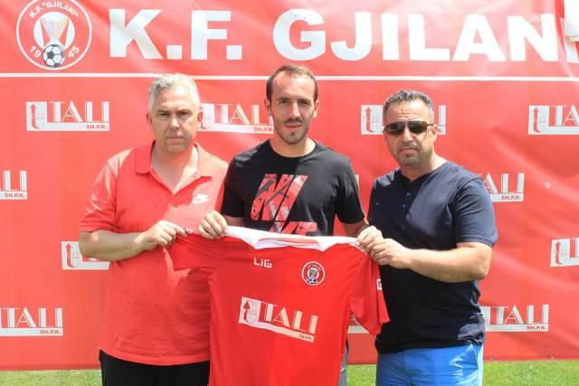 KF Gjilani merr edhe Mustafën dhe Karahodën