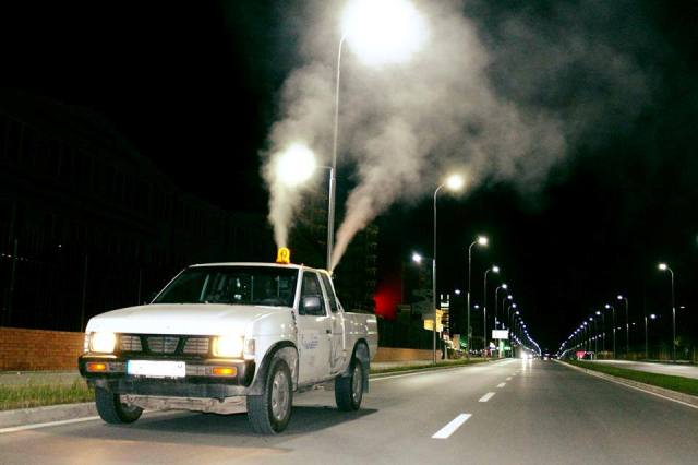 Të martën në Gjilan nis faza e dytë e dezinsektimit hapësinor, bletët të mbahen të mbyllura