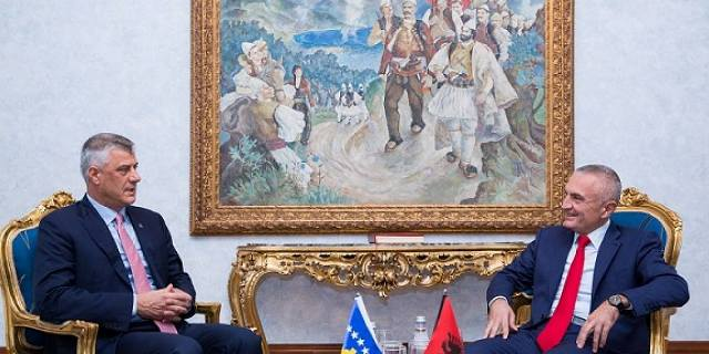 Kosova dhe Shqipëria do të vazhdojnë t'i qëndrojnë gjithmonë përkrah njëra-tjetrës
