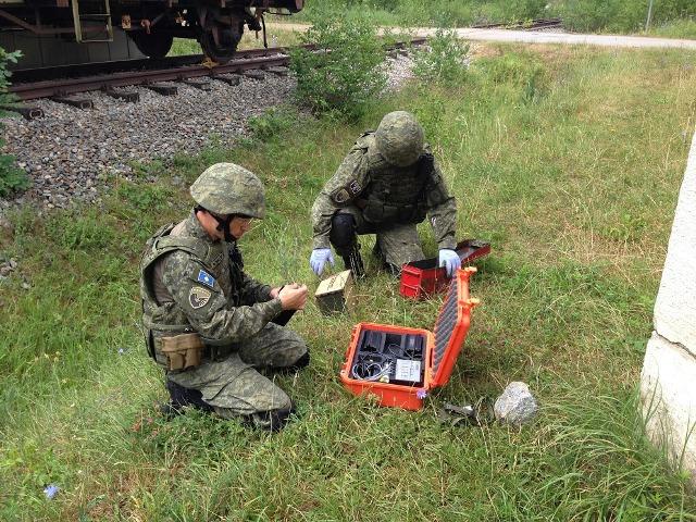 FSK-ja përfundoi stërvitjen shumëkombëshe ,,KFOR 23'' në Gjermani
