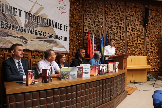 Festivali poetiko-letrar me krijues nga diaspora