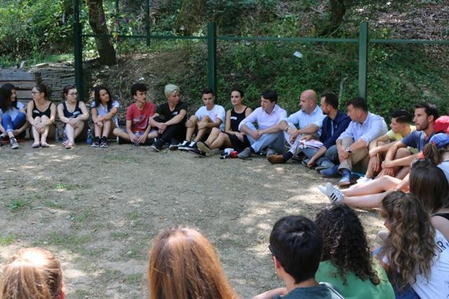 Në Gërmi u hap kampi me të rinjtë nga diaspora