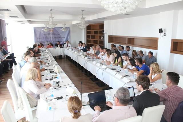 Haziri: Rinia e Gjilanit ka rol aktiv në mekanizmin referues për parandalim të ekstremizmave