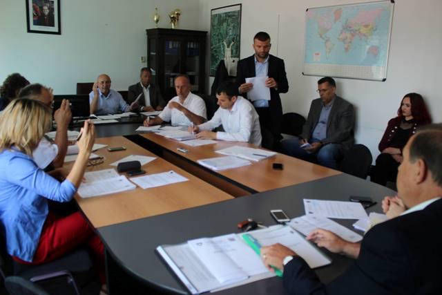 KPF: Diskutohet rreth pasqyrave financiare të Buxhetit Komunal