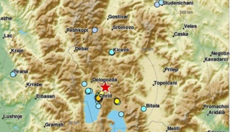 hër, 1 mijë tërmete në tre javë