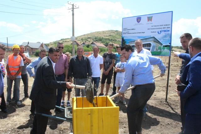 Nis ndërtimi i palestrës së sporteve në Zhegër, kosto mbi 1 milionë euro