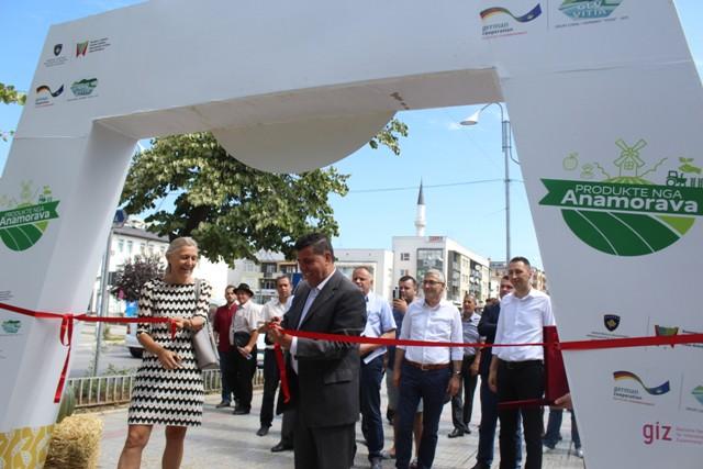 Në Gjilan u hap Panairi Regjional i produkteve vendore
