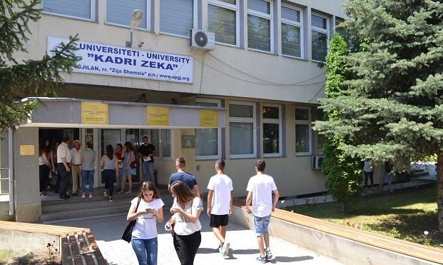 """Të premten Universiteti """"Kadri Zeka"""" organizon ceremoninë e diplomimit të studentëve"""