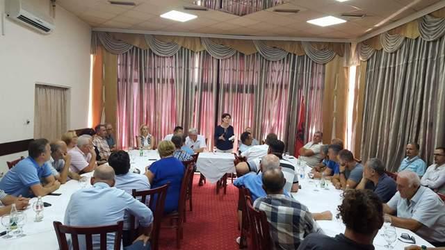 Vetëvendosje: Takim falënderues dhe mobilizues me bashkatdhetarët e Gjilanit