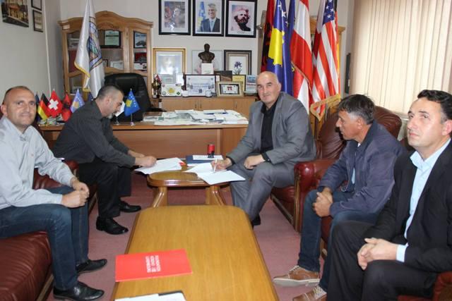 Fshatrat Gërmovë dhe Sadovinë e Jerlive përfituese të projektit për zhvillimin e komuniteteve