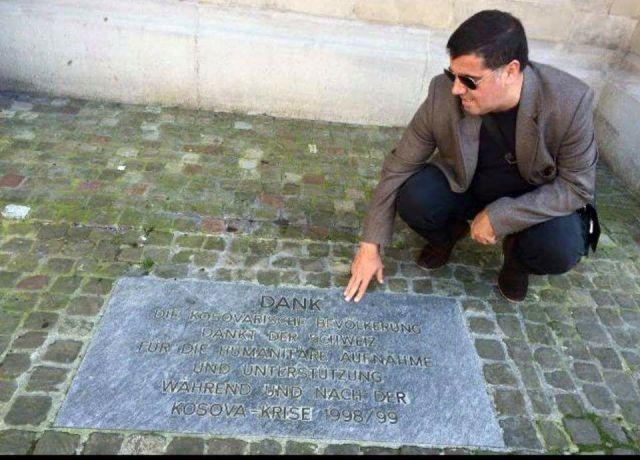 Haziri: Për Zvicrën veç një Danke!