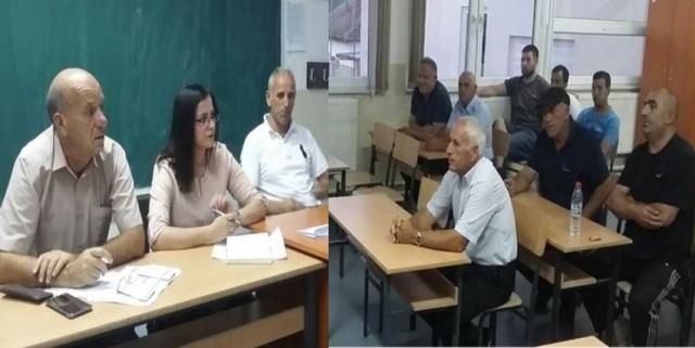 Qytetarët e Livoçit të Epërm kërkojnë ri-funksionalizmin e ujësjellësit dhe të ambulancës