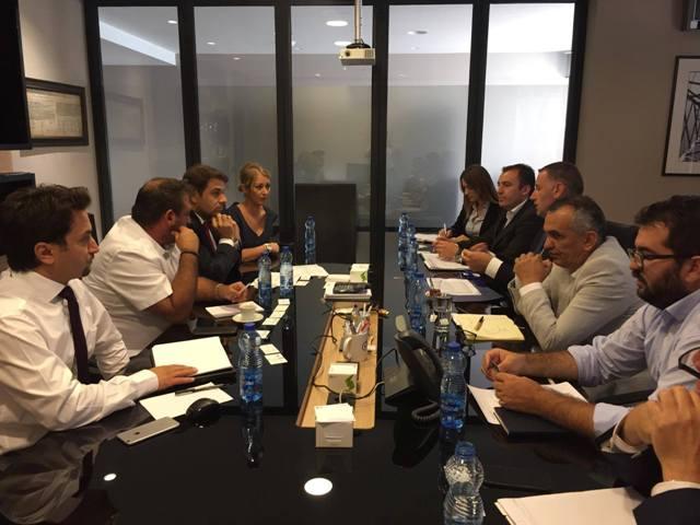 Oda e Afarizmit të Kosovës prezantoi shqetësimet e biznesit të KEDS