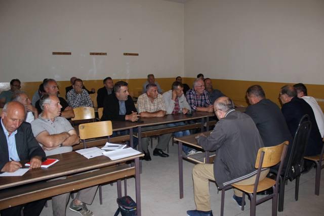 Diskutime publike për planifikimin e buxhetit edhe në Pozheran dhe Sadovinë të Çerkezëve