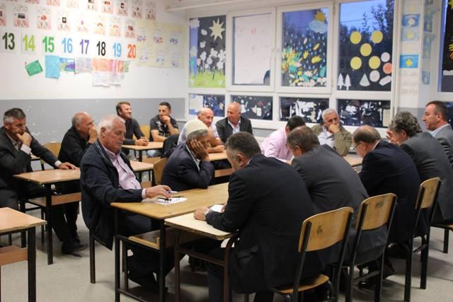 Në Vërban të Vitisë mbahet diskutim publik për planifikimin e buxhetit