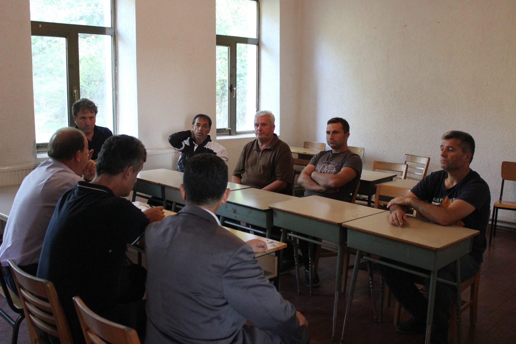 Komuna e Vitisë mbajti diskutim publik me komunitetin jo shumicë në Binqë