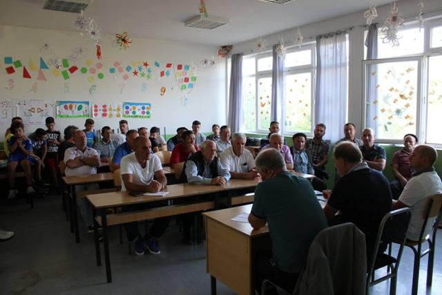 U mbajtën diskutimet publike për planifikimin e buxhetit komunal në fshatrat Ramjan dhe Fshati i Ri