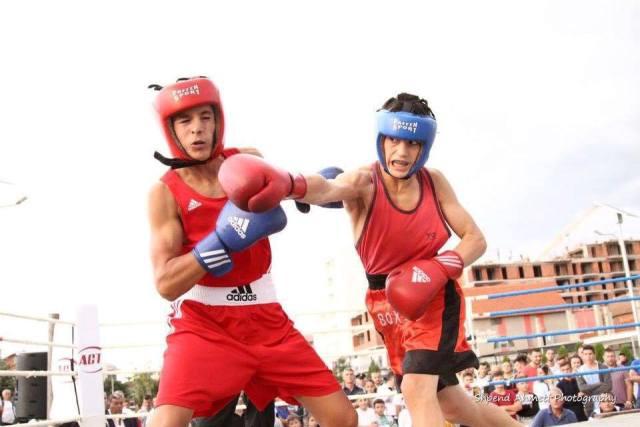 Boksieri gjilanas Erdonis Maliqi do të merr pjesë në turneun ndërkombëtar në Bullgari
