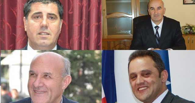 Haziri në Gjilan, Haliti në Viti,  Surdulli në Kamenicë dhe Ymeri në Novobërdë