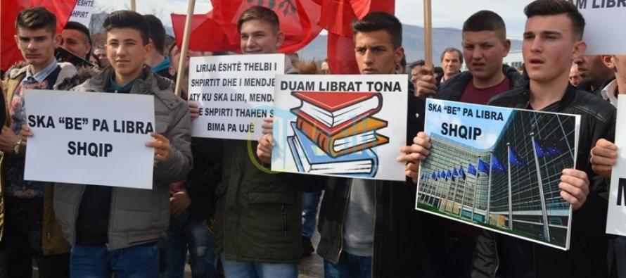 Shkollat shqipe në Luginë me mungesë të librave, KKSH vazhdon betejën?!