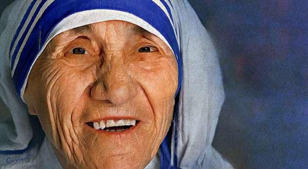 Figura e Nënës Tereze në shtatë shpalime të Anton Nikë Berishës