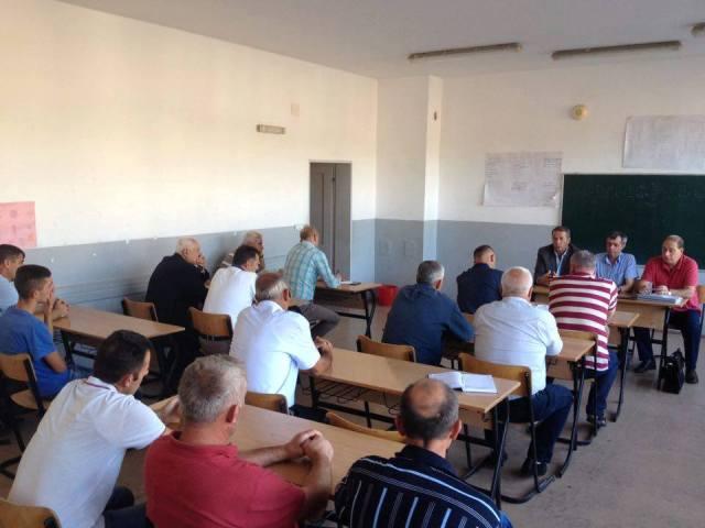 Diskutimet publike për buxhetin janë mbajtur në Remnik dhe Budrikë