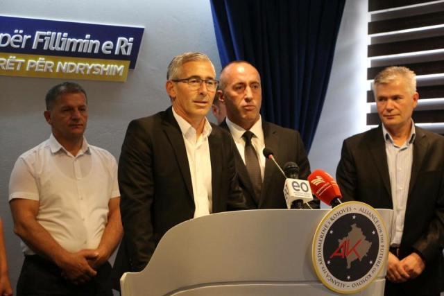Rexhep Kadriu i AAK-së do të sfidojë të tjerët në garë për kryetar të Gjilanit