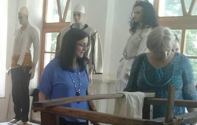 Kryesuesja e KK-së Shpresa Kurteshi-Emini vizitoi Muzeun e Gjilanit
